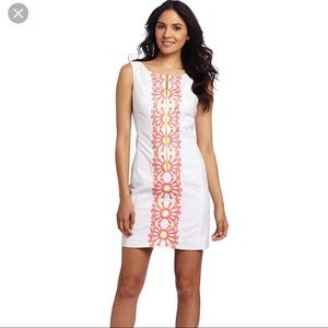 Lilly Pulitzer Kolby Resort Embroidered Dr…
